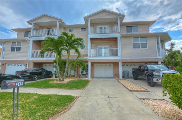 213 126TH Avenue, Treasure Island, FL 33706 (MLS #U8025624) :: Gate Arty & the Group - Keller Williams Realty