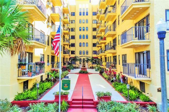 130 4TH Avenue N #702, St Petersburg, FL 33701 (MLS #U8026131) :: Gate Arty & the Group - Keller Williams Realty