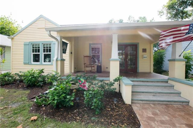 2844 6TH Avenue N, St Petersburg, FL 33713 (MLS #U8026161) :: The Lockhart Team