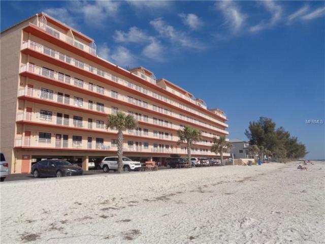 8470 W Gulf Boulevard #403, Treasure Island, FL 33706 (MLS #U8026366) :: The Lockhart Team