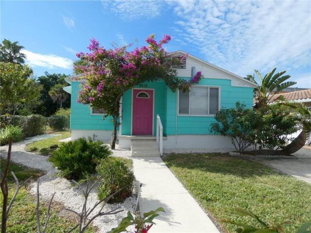 3512 Casablanca Avenue, St Pete Beach, FL 33706 (MLS #U8026372) :: Medway Realty
