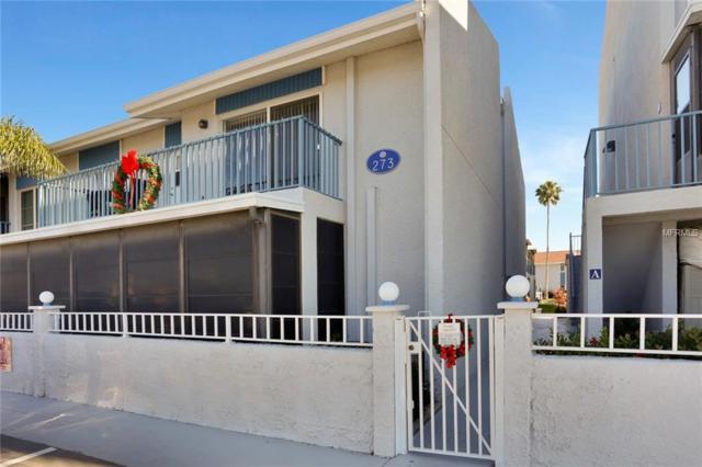 273 Rex Place C, Madeira Beach, FL 33708 (MLS #U8026469) :: Cartwright Realty