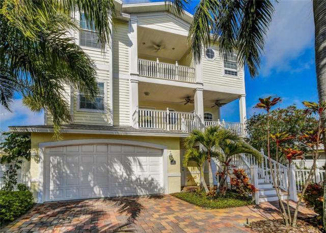 375 Harbor Drive S, Indian Rocks Beach, FL 33785 (MLS #U8026484) :: The Lockhart Team