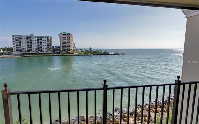 7403 Bayshore Drive #403, Treasure Island, FL 33706 (MLS #U8026520) :: Gate Arty & the Group - Keller Williams Realty