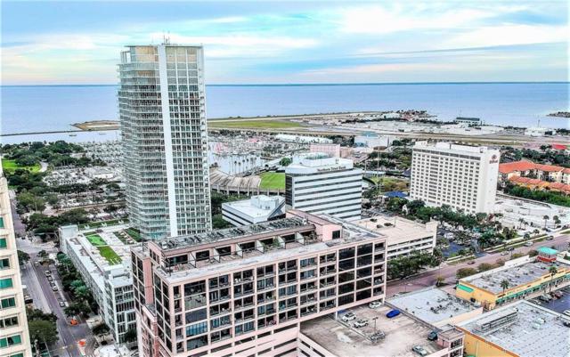 175 2ND Street S #808, St Petersburg, FL 33701 (MLS #U8026543) :: Baird Realty Group