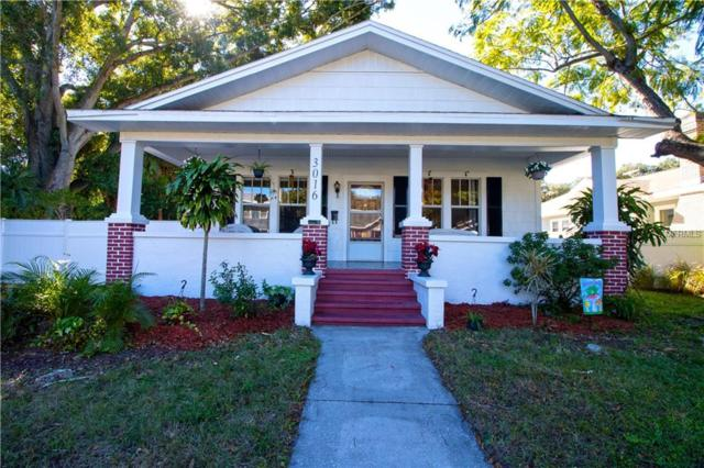 3016 2ND Avenue N, St Petersburg, FL 33713 (MLS #U8026561) :: The Lockhart Team