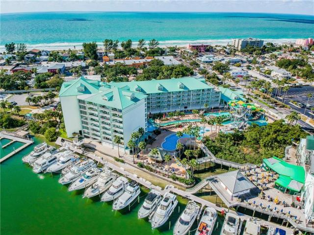 399 2ND Street #619, Indian Rocks Beach, FL 33785 (MLS #U8026607) :: Lockhart & Walseth Team, Realtors