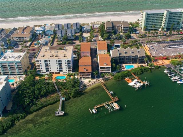 19937 Gulf Boulevard A4, Indian Shores, FL 33785 (MLS #U8026685) :: The Lockhart Team