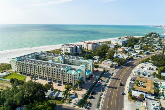12000 Gulf Boulevard 206-W, Treasure Island, FL 33706 (MLS #U8026863) :: Mark and Joni Coulter | Better Homes and Gardens