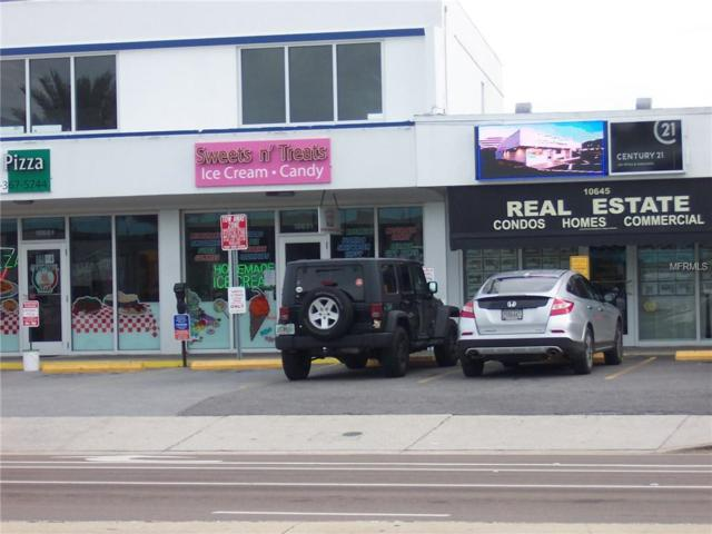 10651 Gulf Boulevard, Treasure Island, FL 33706 (MLS #U8026868) :: Lockhart & Walseth Team, Realtors