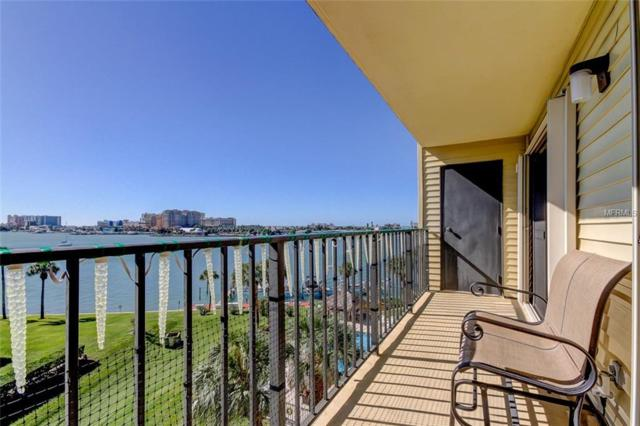 650 Island Way #506, Clearwater Beach, FL 33767 (MLS #U8026873) :: Team Pepka