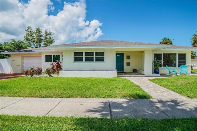 1018 Bay Esplanade, Clearwater Beach, FL 33767 (MLS #U8026879) :: Burwell Real Estate