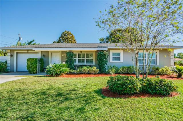 2001 40TH Street N, St Petersburg, FL 33713 (MLS #U8026953) :: Florida Real Estate Sellers at Keller Williams Realty