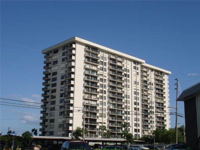 400 Island Way #812, Clearwater Beach, FL 33767 (MLS #U8027005) :: Beach Island Group