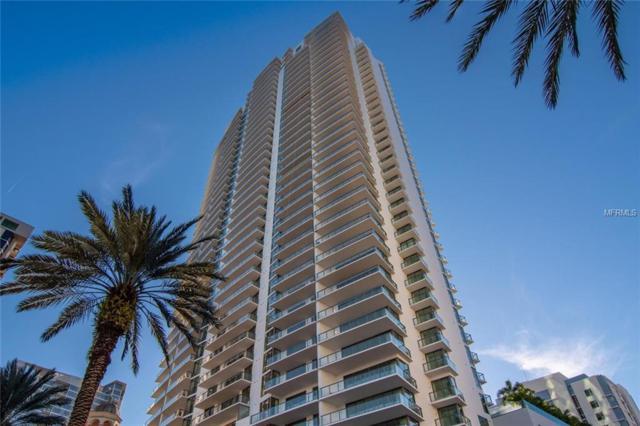 100 1ST Avenue N #1006, St Petersburg, FL 33701 (MLS #U8027053) :: Baird Realty Group