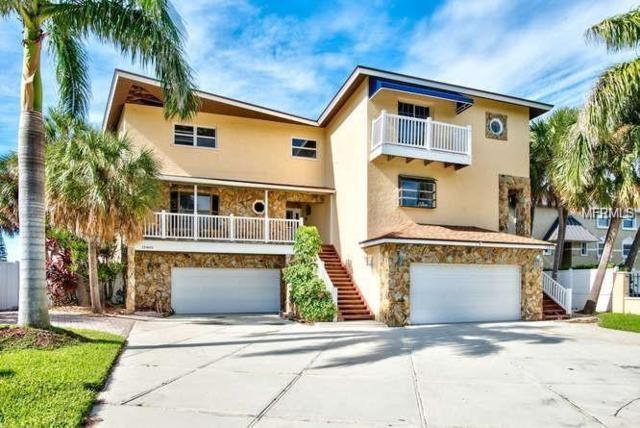 12400 Capri Circle N, Treasure Island, FL 33706 (MLS #U8027055) :: Gate Arty & the Group - Keller Williams Realty