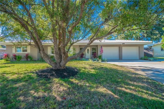 296 Overbrook Street W, Belleair Bluffs, FL 33770 (MLS #U8027070) :: Jeff Borham & Associates at Keller Williams Realty