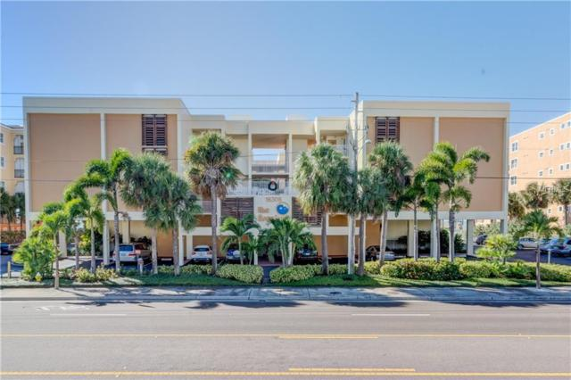 16308 Gulf Boulevard #207, Redington Beach, FL 33708 (MLS #U8027176) :: Team Pepka