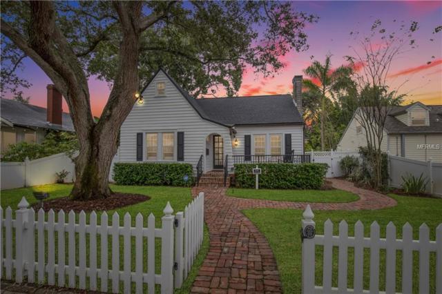 155 19TH Avenue NE, St Petersburg, FL 33704 (MLS #U8027199) :: Andrew Cherry & Company