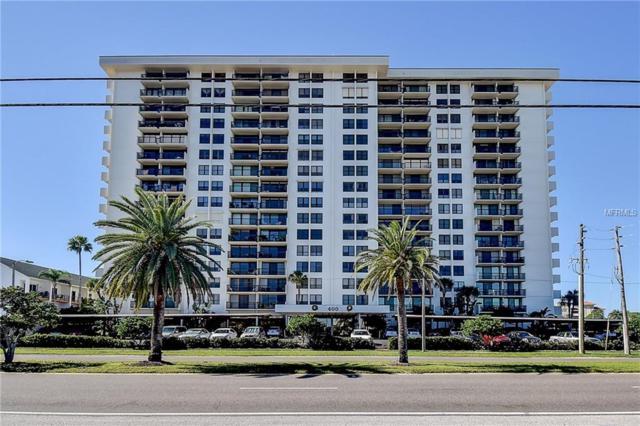400 Island Way #609, Clearwater Beach, FL 33767 (MLS #U8027300) :: Andrew Cherry & Company