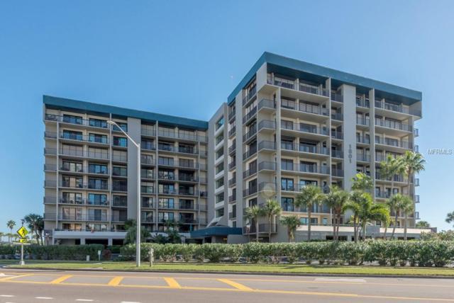 1501 Gulf Boulevard #307, Clearwater Beach, FL 33767 (MLS #U8027304) :: Andrew Cherry & Company