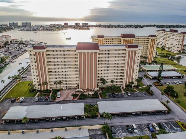 4550 Cove Circle #904, St Petersburg, FL 33708 (MLS #U8027387) :: SANDROC Group