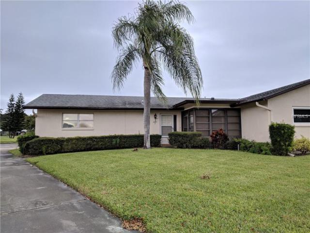 2827 Sherbrooke Lane A, Palm Harbor, FL 34684 (MLS #U8027411) :: Andrew Cherry & Company