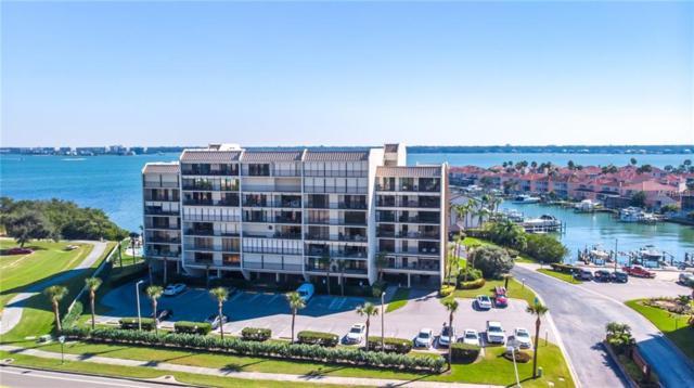 1581 Gulf Boulevard 104N, Clearwater Beach, FL 33767 (MLS #U8027433) :: Andrew Cherry & Company