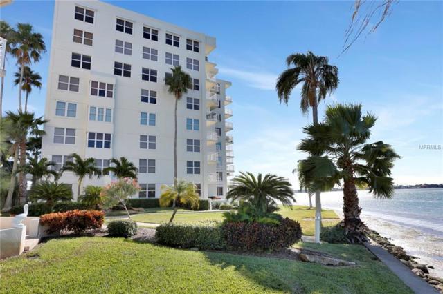 6105 Bahia Del Mar Circle #587, St Petersburg, FL 33715 (MLS #U8027434) :: Baird Realty Group
