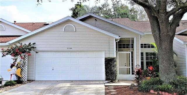 21336 Aaron Court, Lutz, FL 33549 (MLS #U8027448) :: Team Bohannon Keller Williams, Tampa Properties
