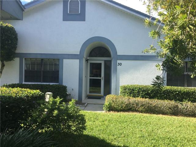 2749 Countryside Boulevard #30, Clearwater, FL 33761 (MLS #U8027495) :: Andrew Cherry & Company
