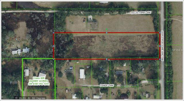 Bellamy Brothers Boulevard, Dade City, FL 33525 (MLS #U8027525) :: Mark and Joni Coulter | Better Homes and Gardens