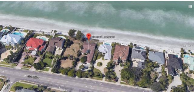 880 Gulf Boulevard, Belleair Beach, FL 33786 (MLS #U8027539) :: Beach Island Group
