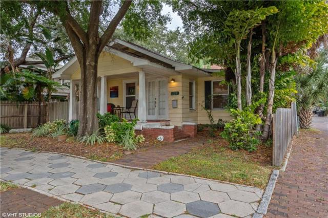 733 Bay Street NE, St Petersburg, FL 33701 (MLS #U8027540) :: Andrew Cherry & Company