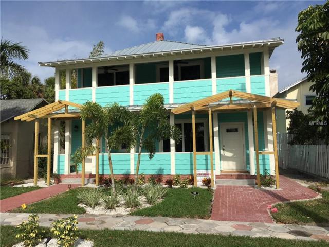 103 7TH Avenue, St Pete Beach, FL 33706 (MLS #U8027543) :: CENTURY 21 OneBlue