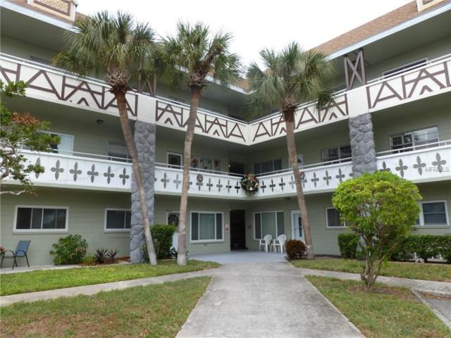 2448 Columbia Drive #40, Clearwater, FL 33763 (MLS #U8027545) :: Andrew Cherry & Company