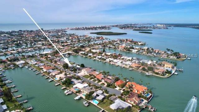 760 119TH Avenue, Treasure Island, FL 33706 (MLS #U8027792) :: Griffin Group