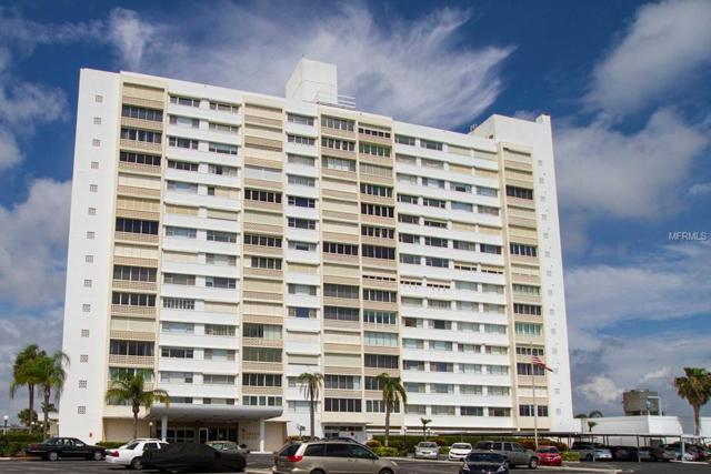 31 Island Way #1001, Clearwater Beach, FL 33767 (MLS #U8027824) :: Beach Island Group