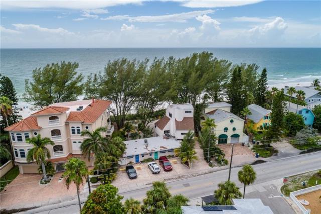 8584 W Gulf Boulevard, Treasure Island, FL 33706 (MLS #U8027837) :: Charles Rutenberg Realty