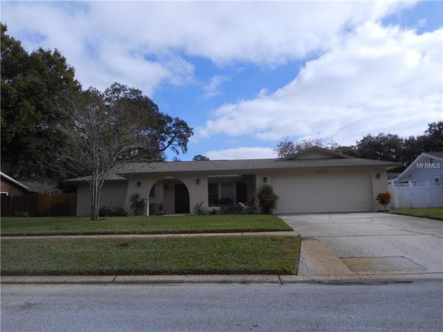 2547 Splitwood Way, Clearwater, FL 33761 (MLS #U8027959) :: Paolini Properties Group