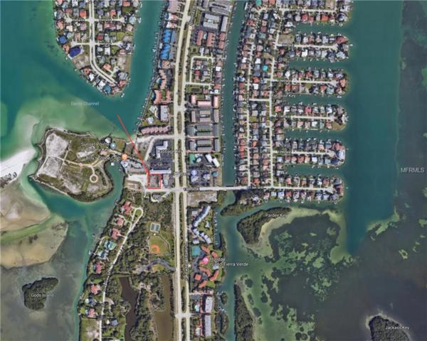 0 Sands Point Drive, Tierra Verde, FL 33715 (MLS #U8027981) :: Jeff Borham & Associates at Keller Williams Realty
