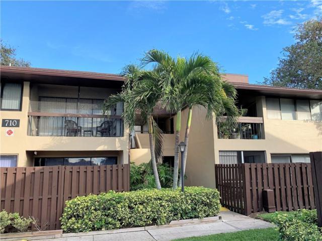 710 N Village Drive N #205, St Petersburg, FL 33716 (MLS #U8027995) :: Revolution Real Estate