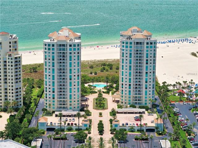 1180 Gulf Blvd. #201, Clearwater, FL 33767 (MLS #U8028052) :: Mark and Joni Coulter | Better Homes and Gardens