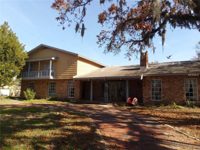 9311 Hilltop Drive, New Port Richey, FL 34654 (MLS #U8028082) :: Griffin Group