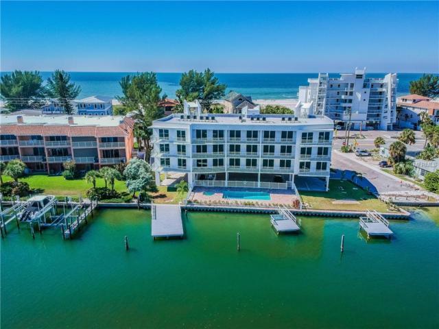 10091 Gulf Boulevard #302, Treasure Island, FL 33706 (MLS #U8028168) :: Lovitch Realty Group, LLC