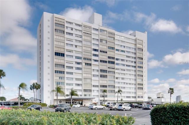 31 Island Way #204, Clearwater Beach, FL 33767 (MLS #U8028219) :: Burwell Real Estate