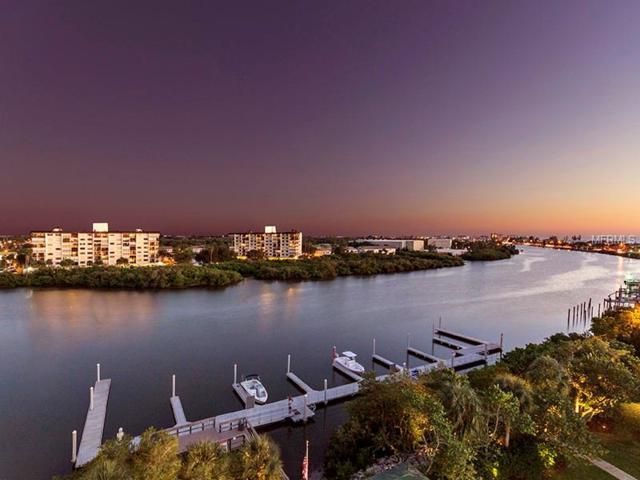 399 C 2Nd Street #617, Indian Rocks Beach, FL 33785 (MLS #U8028900) :: Lockhart & Walseth Team, Realtors