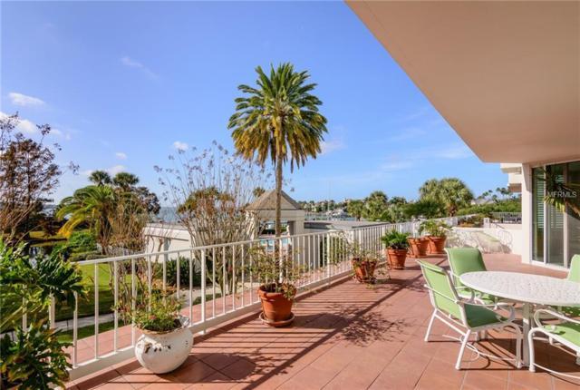 1 Seaside Lane #101, Belleair, FL 33756 (MLS #U8028923) :: Charles Rutenberg Realty