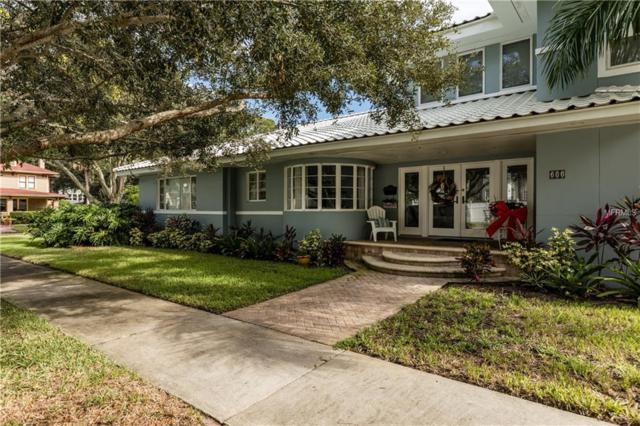 606 14TH Avenue NE, St Petersburg, FL 33701 (MLS #U8028987) :: The Lockhart Team