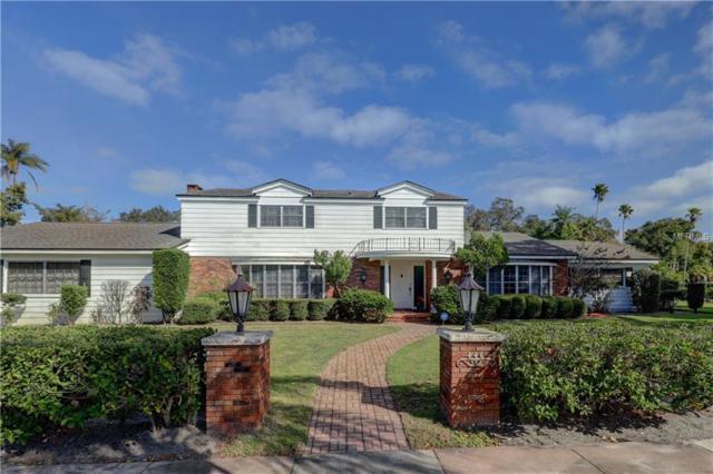 446 Country Club Road, Belleair, FL 33756 (MLS #U8029007) :: Charles Rutenberg Realty